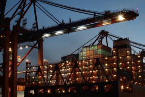 Porto - processos de importação e exportação
