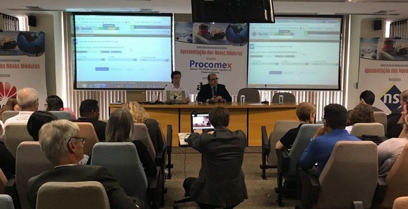 Conheça os dois novos módulos do Portal Único Siscomex