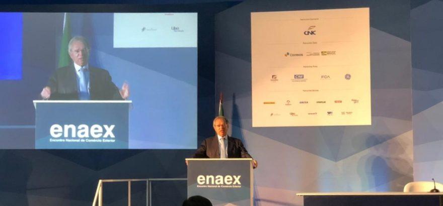 ENAEX 2019 traz os desafios para um comércio exterior competitivo
