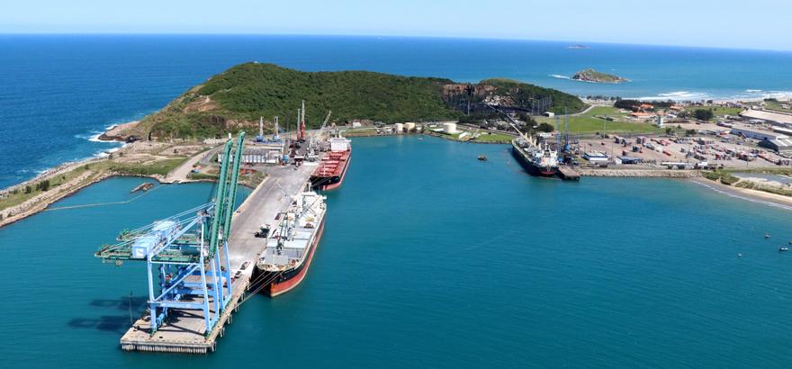 Porto de Imbituba destaca-se com crescimento expressivo