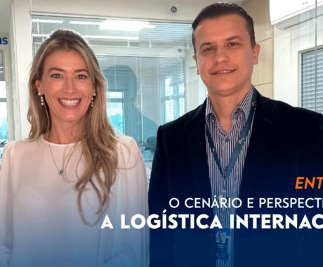 O cenário e perspectivas para a logística internacional   Entrevista com Evandro Ardigó